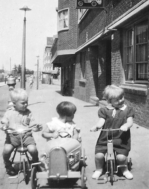 Admiralengracht,Amsterdam, 1932