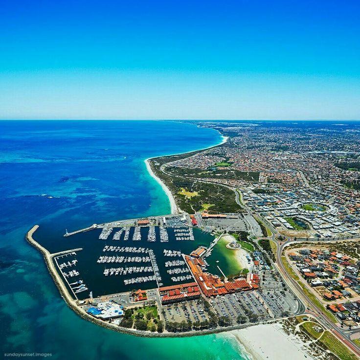 Hillery's Boat Harbour, Perth, Western Australia