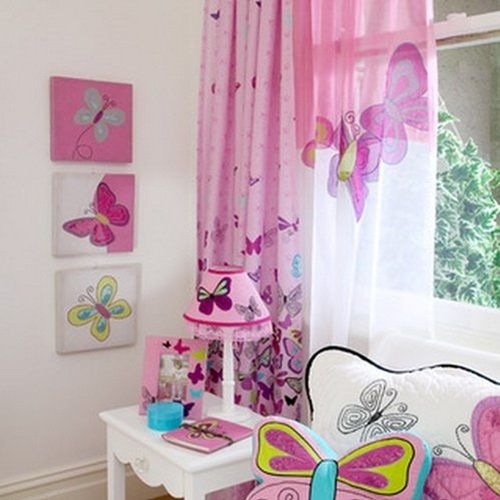 Blackout Curtains For Kids Room Picture Interior Decor   Decorteen Part 53