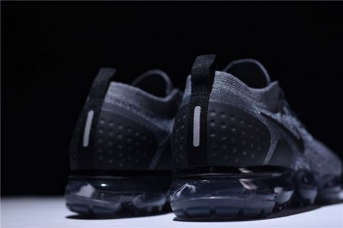 6a8dbdb1ac9 Authentic Nike Air VaporMax Flyknit 2.0 Reverse Orca White Black 942842-103  - Nawomenshoes