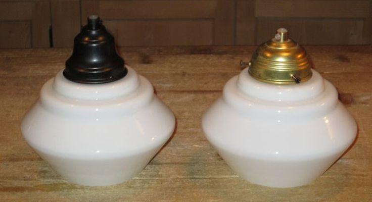 Se hvilken forskel lampeholderen gør i forhold til skærmen, det er derfor vigtigt at du vælger den rigtige type og det rigtige materiale