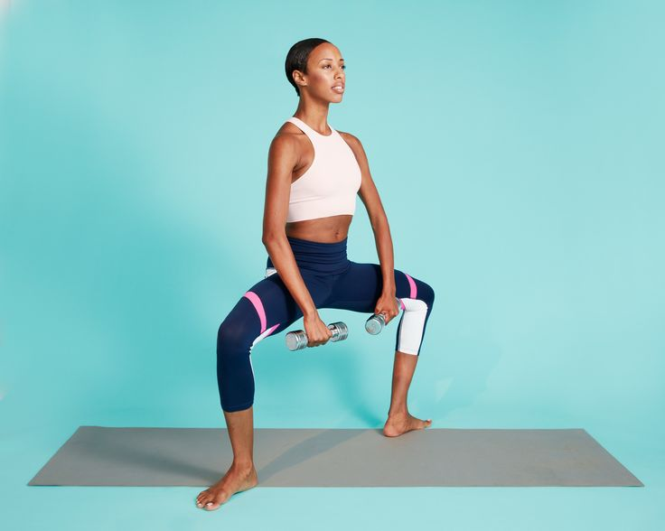 The Barre Workout You Can Do Anywhere
