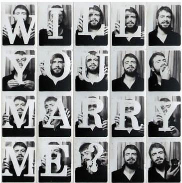 Very cool Photo Booth proposal.
