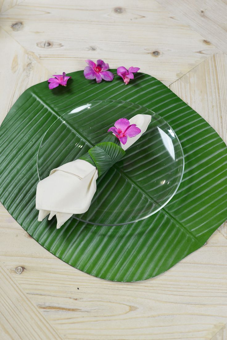 Best 25 tropical artificial flowers ideas on pinterest for Artificial banana leaves decoration