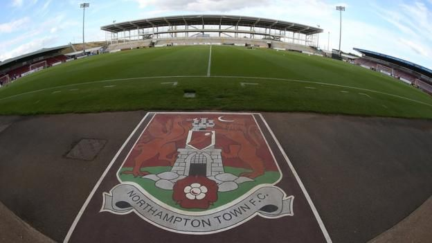 Northampton Town have been owned by a Kelvin Thomas-led consortium since November 2015 A Chinese sports development and education firm has agreed to purchase a 60% stake in Northampton Town. Guangzhou-based 5USport now has a stake in the holding company which owns the majority shareholding in...
