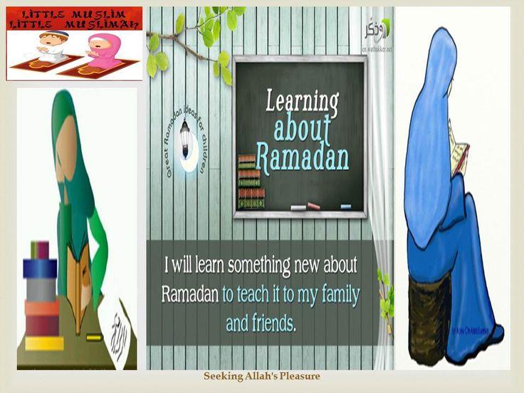 learn about ramadan