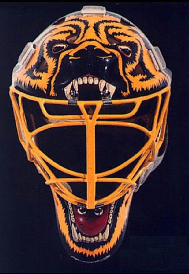 Andy Moog, Boston Bruins mask