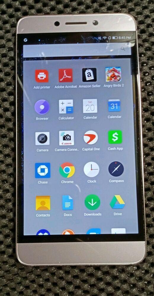 Letv LeEco Le S3 X522 Android Phone Octa Core 3GB32GB 5 5