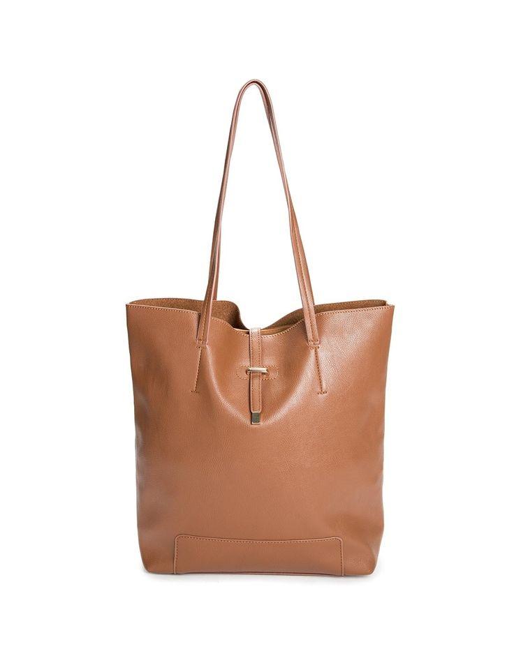 Loop Trim Shopper Bag