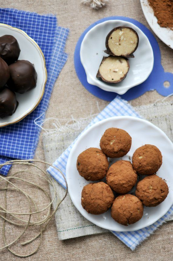 coffe chocolate balls
