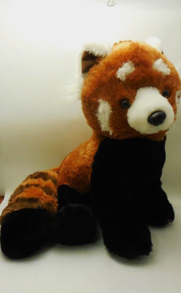 Fiesta 16 Red Panda Plush Stuffed Animal Children S Toys Games