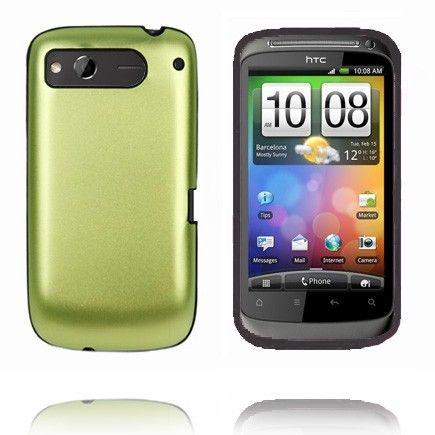 Desire S Guard (Grønn) HTC Desire S Deksel