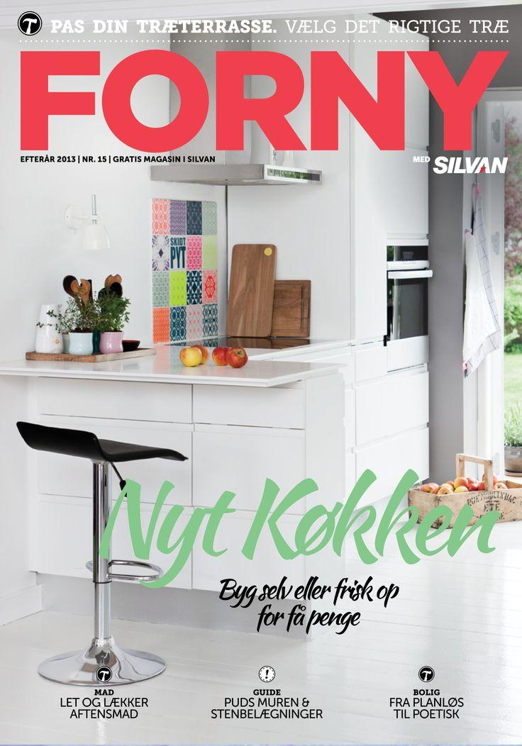 FORNY med Silvan, magasin nummer 15, efterår 2013