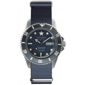 Con esta colección Oxygen Paris quiere hacer una especial mención a los relojes antiguos http://www.tutunca.es/reloj-vintage-jean-oxygen-color-azul