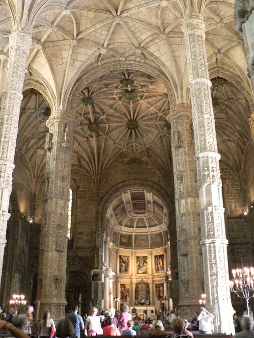 ジェロニモス修道院 ポルトガル旅行・観光の見所を集めました。
