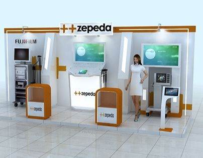 """Check out new work on my @Behance portfolio: """"Stand diseño"""" http://be.net/gallery/61880239/Stand-diseno"""