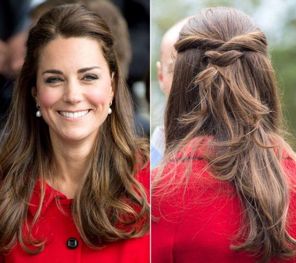 Love Kate Middleton's hair