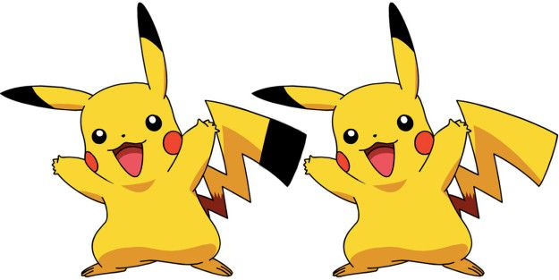 The tip of Pikachu's tail isn't black. | 20 Examples Of The Mandela Effect That'll Make You Believe You're In A Parallel Universe