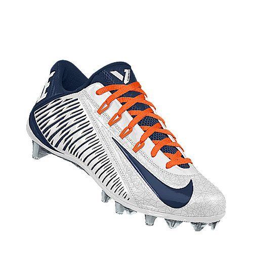 I designed the white, orange and dark blue Illinois Fighting Illini Nike…