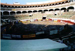 plazas de toros techadas   Ferias Taurinas en México