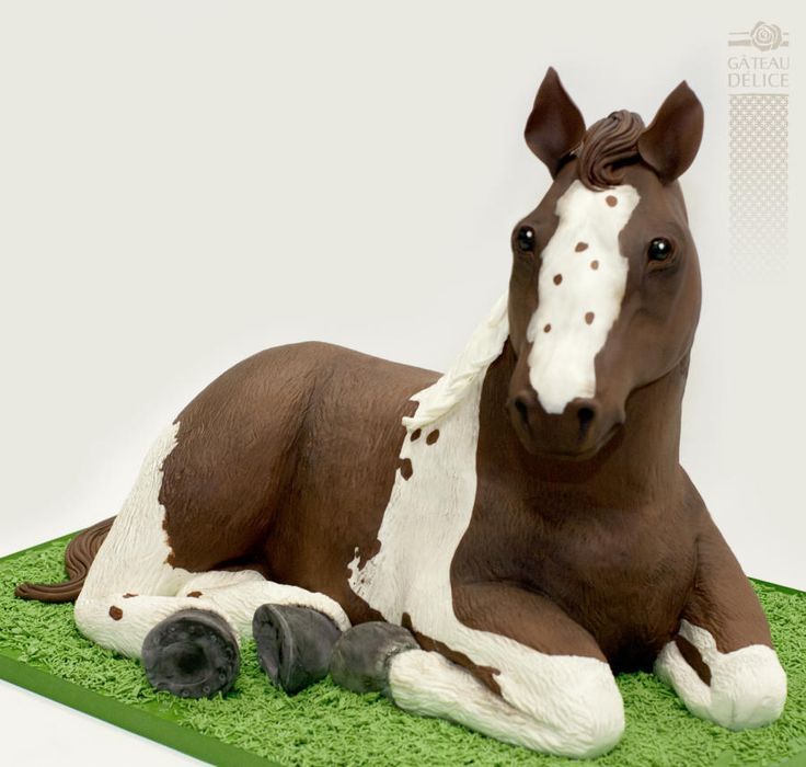 Horse - http://cakesdecor.com/cakes/263972-horse