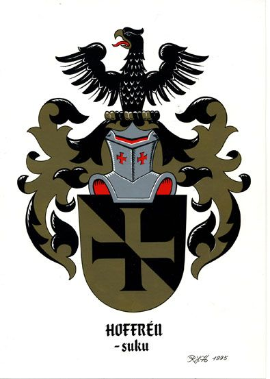 Hoffrénien Sukuyhdistys ry