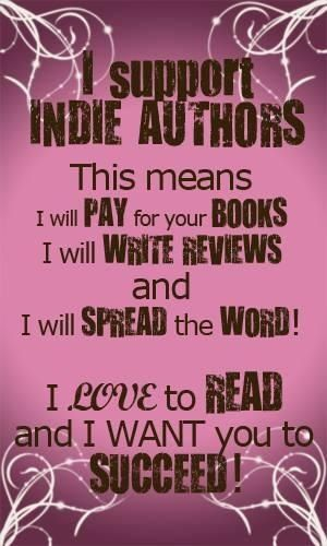 Support indie authors