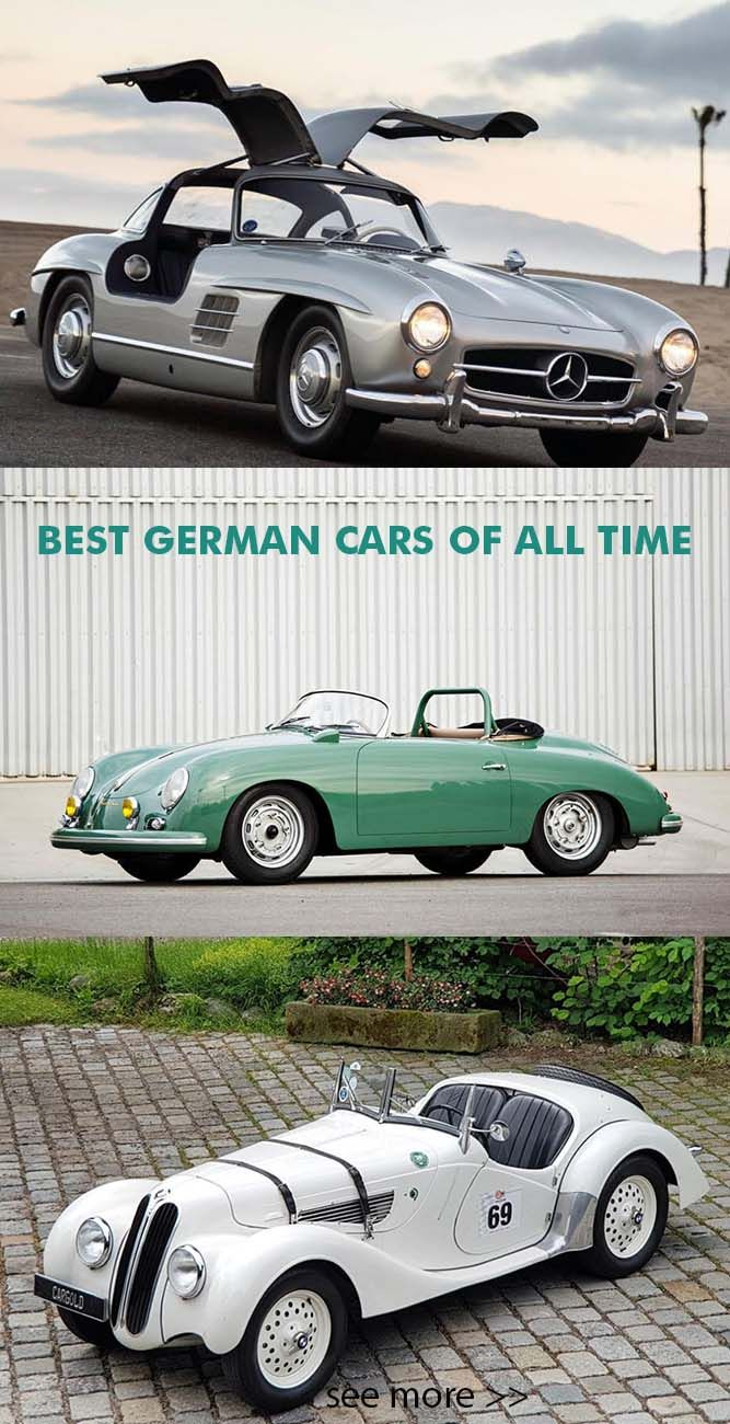 Best German Cars Of All Time German Cars Old Sports Cars