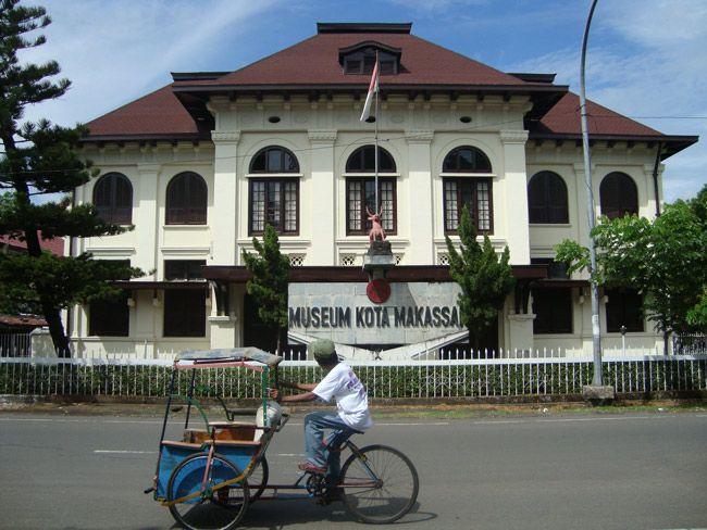 Teras Imaji: Mirisnya Museum Kota Makassar