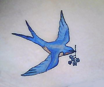 Forget Me Not Tattoo Meaning | Sage's Swallow Tattoo