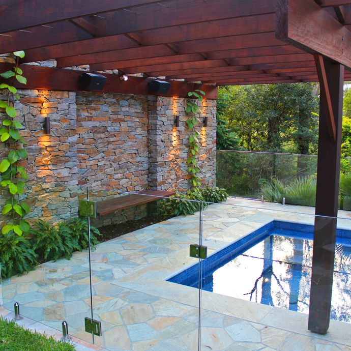 Fig Tree Pocket Poolscape | ARGO