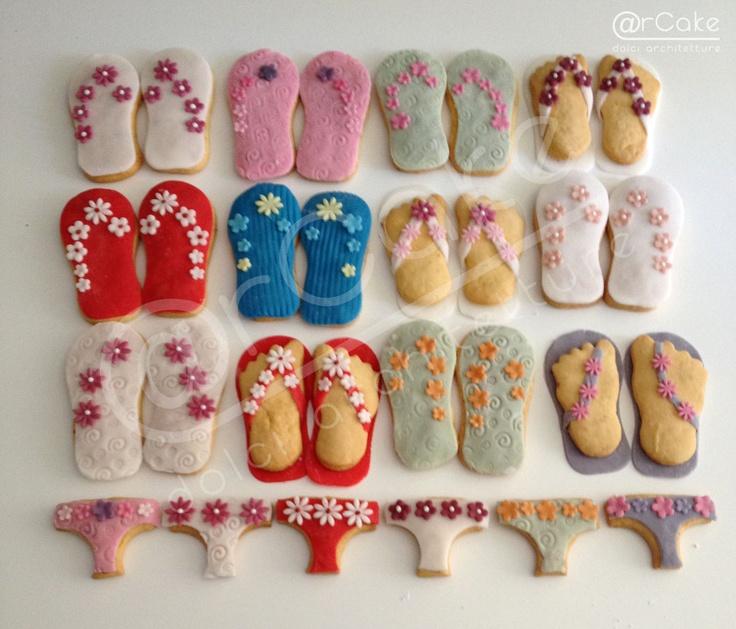 #cookies #summer #cakedesign