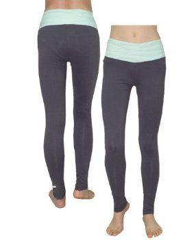 Marika Womens Skinny Pants Leggings / Footless Tights / Yoga Pants