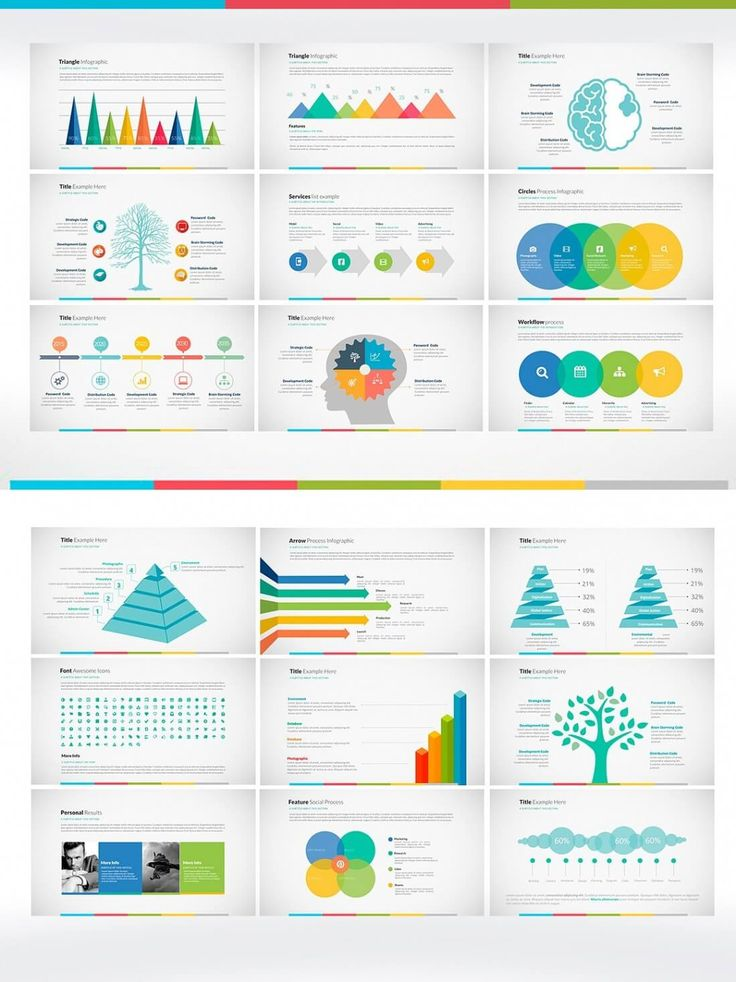 35 PowerPoint + 15 Keynote Templates with 1000s of charts, infographics, maps - only $29! - MightyDeals
