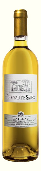 Chateau de Saurs-Gaillac-Blanc Moelleux- love this sweet but not cloying dessert wine. Lots of tropical fruits. Wonderful