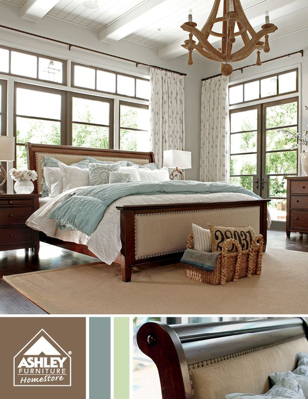 hindell park bedroom by ashley furniture i am not a huge fan of ashley furniture but i saw this today in the store and i love it