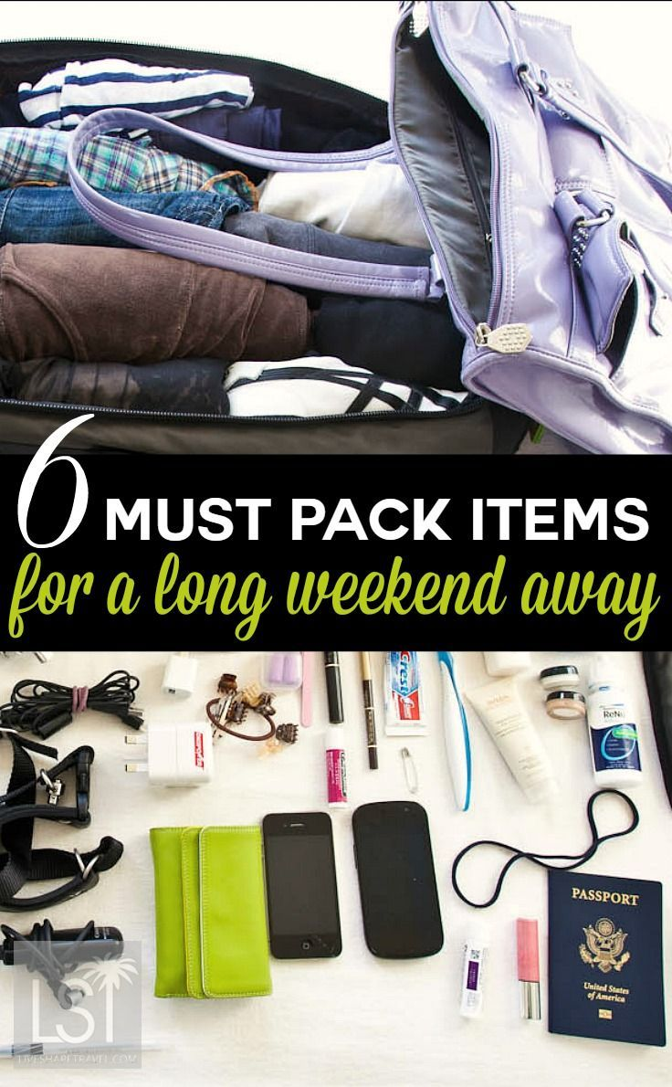 There is nothing quite like the excitement of finishing work on a Friday, with the promise of a long weekend adventure to look forward to. Discover our 6 tips in the stress-free guide to travel packing for a long weekend away.