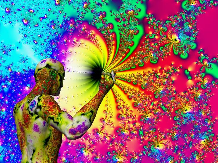 psychedelic art images | ... fantasy art psychedelic trance music the trippy art that inspired the