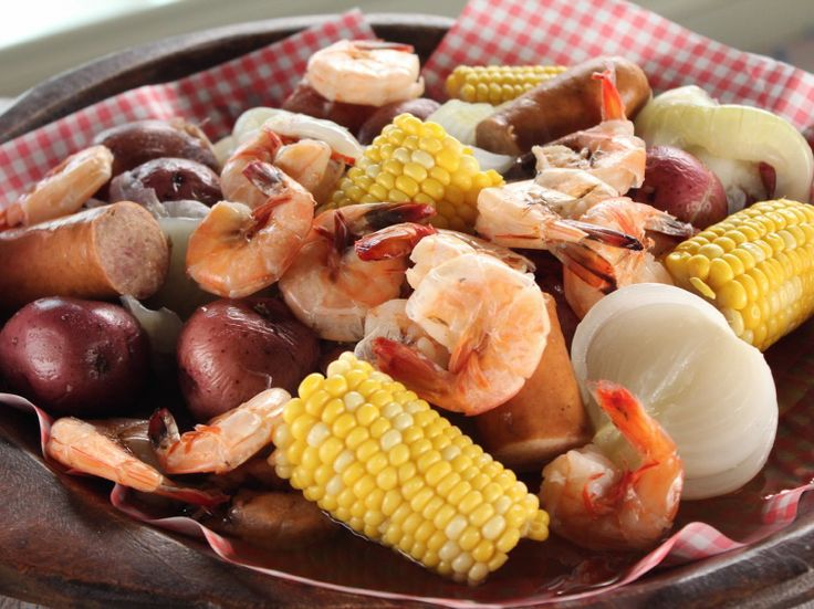 Low Country Boil Recipe : Trisha Yearwood : Food Network - FoodNetwork.com