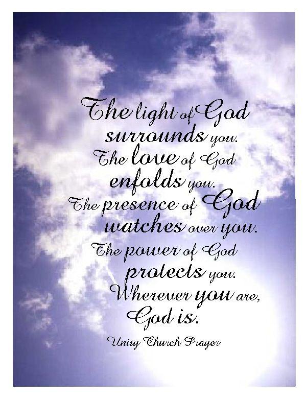 god is light   god prayer