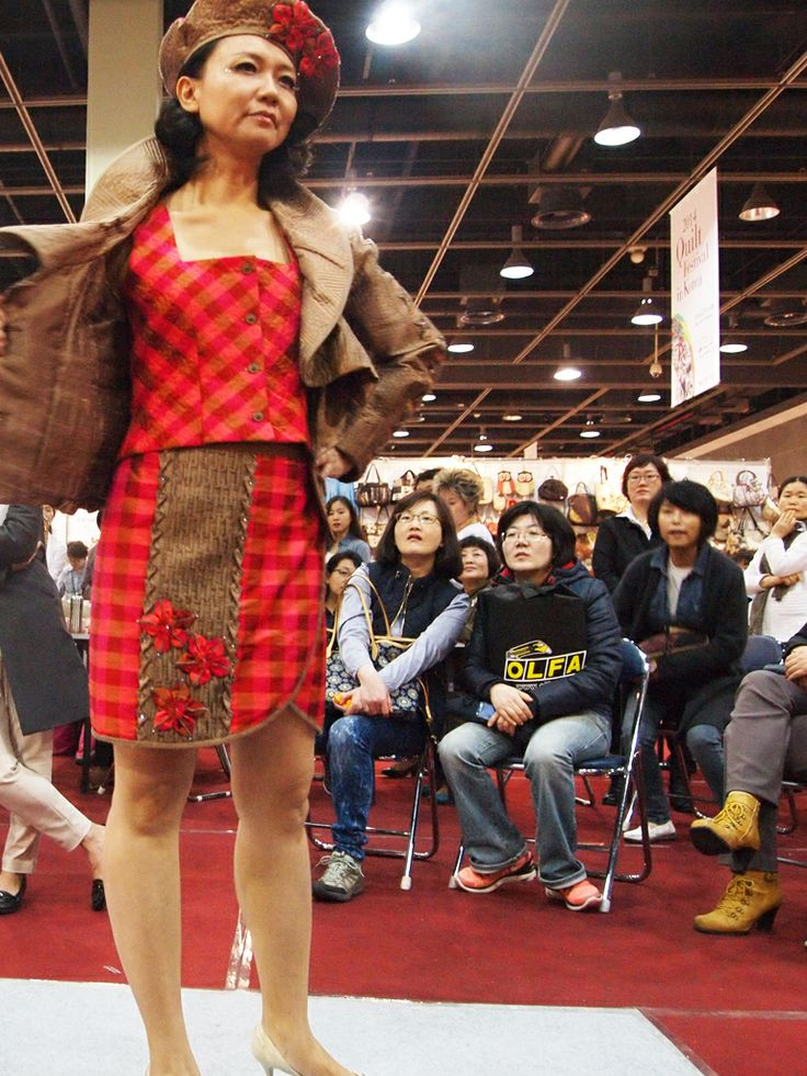 12 best Wearable Quilt Fashion Show images on Pinterest ... : wearable quilt - Adamdwight.com