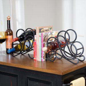 4 - 6 bottles Wine Racks on Hayneedle - 4 - 6 bottles Wine Racks For Sale