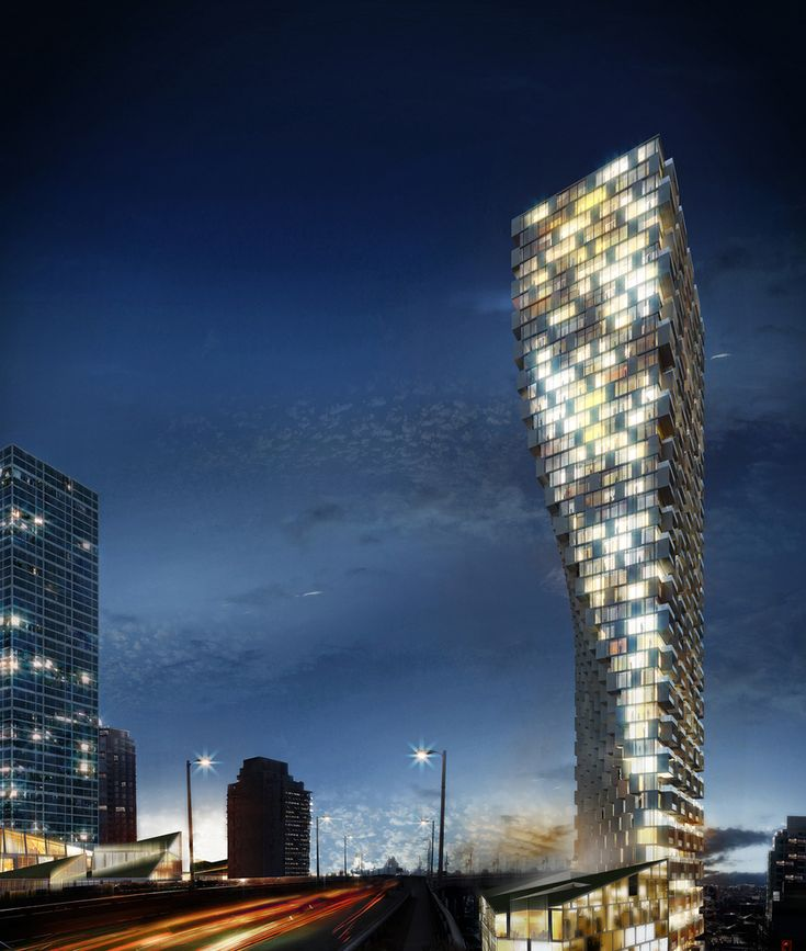 """Galeria - Complexo Habitacional do OMA e Ole Scheeren vence o prêmio """"World Building of the Year 2015"""" - 4"""