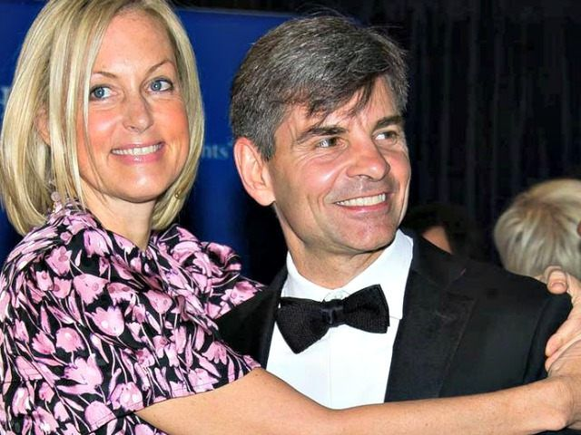 George Stephanopoulos Wife Cancels Book Tour Appearance After Husband's Clinton Cash Donation