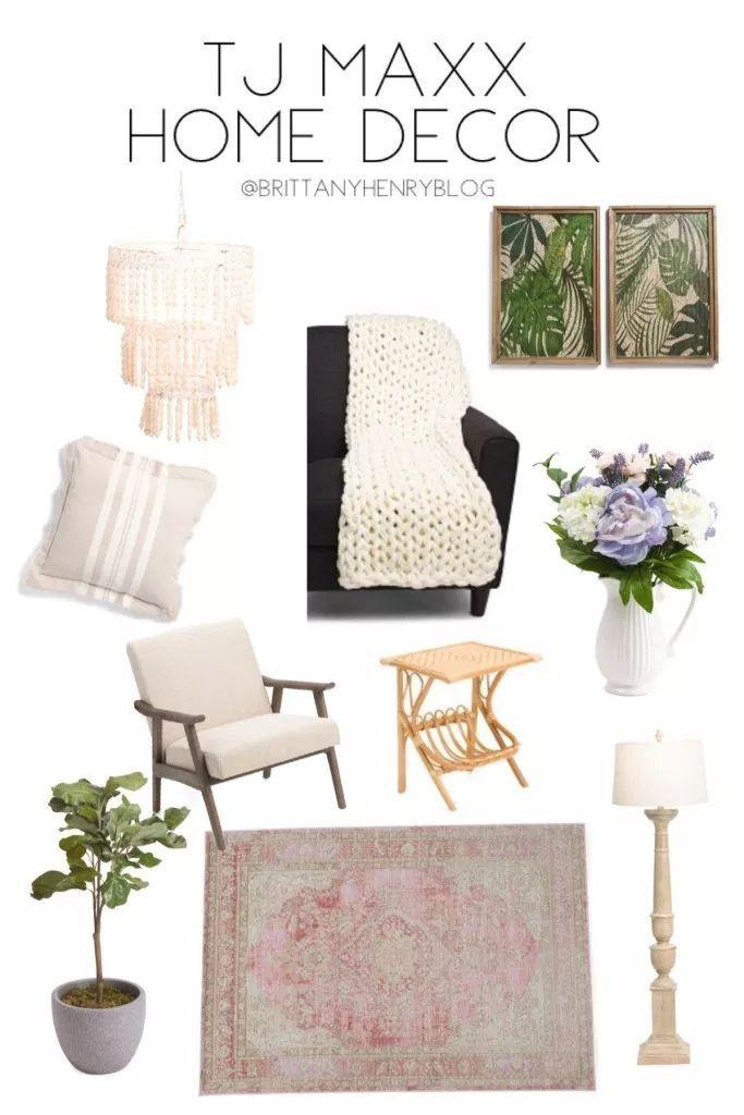 Home Decor Furniture At Tj Ma