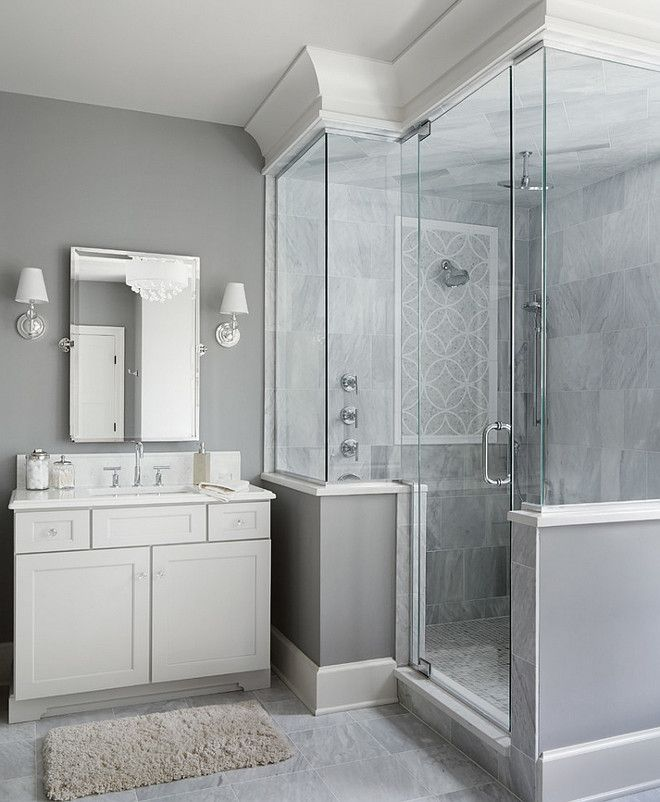 Best 25 Gray Bathroom Paint Ideas On Pinterest: 25+ Best Ideas About Benjamin Moore Storm On Pinterest