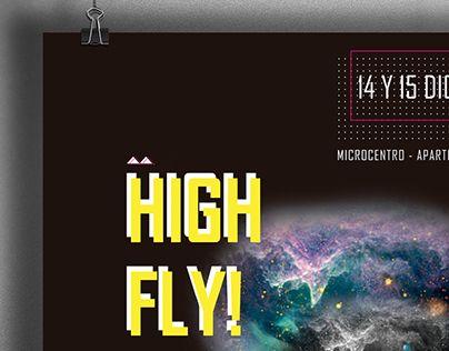 "Check out new work on my @Behance portfolio: ""HIGH FLY!  TP Sistema:  Festival de Música Electrónica"" http://be.net/gallery/47919191/HIGH-FLY-TP-Sistema-Festival-de-Musica-Electronica"