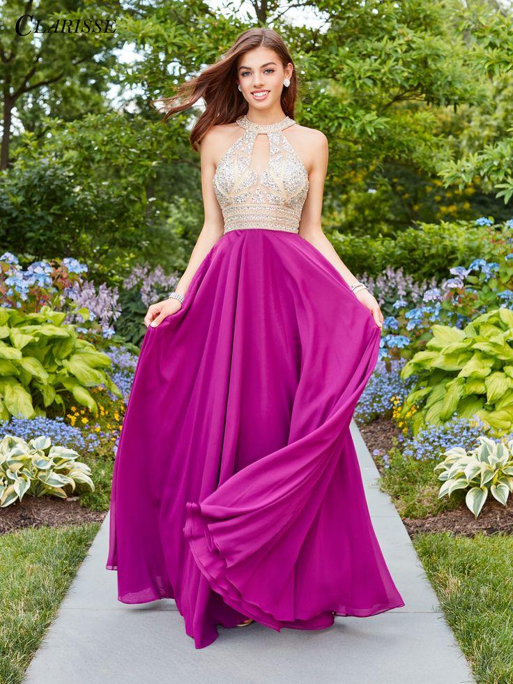 500 best Clarisse Prom Dresses images on Pinterest | Formal evening ...
