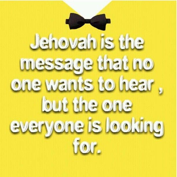 Jehovah's Witnesses @jw_encouragement Instagram photos | Webstagram