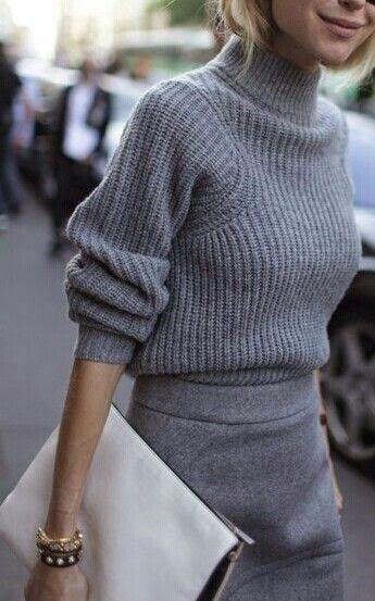 Grey a happy color? You bet!